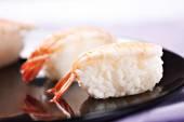 Fresh delicious Sushi — Stock Photo