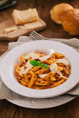 Tasty Pasta Bolognese. — Stock Photo