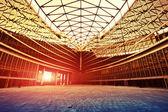 Contemporary building architecture — Stock Photo