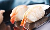 Fresh Sushi on plate — Stock Photo
