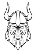 Viking — Stock Vector