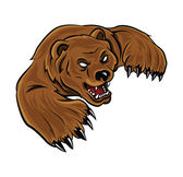 Bear Vector Illustration Design — Stockvector