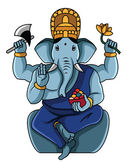 Ganesha — Stock Vector