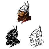 Tattoo Symbol Of Vikings — Stock Vector