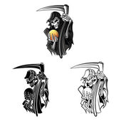 Grim Reapers Collection — Wektor stockowy