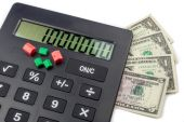 Calculating cost of living — Stock Photo
