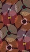 抽象的なベクトルの背景 — ストックベクタ