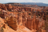 Sunrise point overlook, Bryce Canyon National Park, Utah, USA — Foto de Stock