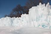 Ice Castle, Minnesota, USA — Foto de Stock