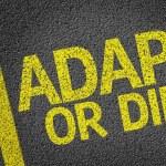 Adapt or Die — Stock Photo #54638159