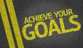 Achieve your Goals! — Stock Photo