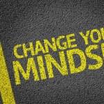 Change your Mindset — Stock Photo #54640635