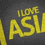 I Love Asia — Stock Photo #54645677
