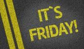 Its Friday! — Stock Photo