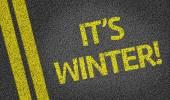 It's Winter! — Stock Photo