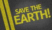 Save the Earth! — Stock Photo