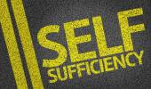 Self Sufficiency — Stock Photo