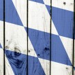 Bavaria flag — Stock Photo #54777891