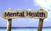 Mental Health sign — Stock Photo