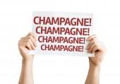 Champanhe! Champanhe! Champagne! — Fotografia Stock