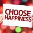 ������, ������: Choose Happiness card