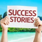 Success Stories card — Stock Photo #63659415
