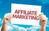 Affiliate Marketing card — Stock Photo