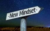 New Mindset sign — Stock Photo