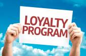 Loyalty Program card — Stock Photo