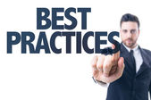 Text: Best Practices — Stock Photo