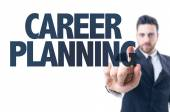 Text: Career Planning — Stock Photo