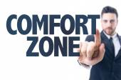 Text: Comfort Zone — Stock Photo