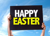 Happy Easter card — Stock Photo