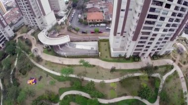 Luxury Condominium in Sao Paulo — Stock Video