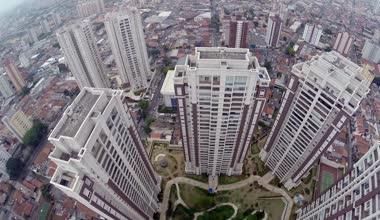 Tatuape район в Сан-Пауло — Стоковое видео