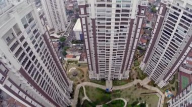 Luxury Condominium in Sao Paulo — Stock Video