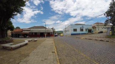 Street View of Guaranesia — Stock Video