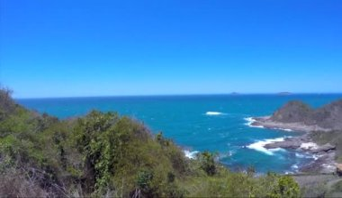 Buzios Islands in Rio de Janeiro — Stock Video
