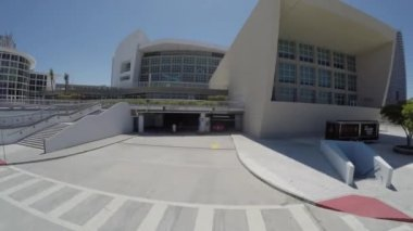 American Airlines Arena in Miami — Stock Video