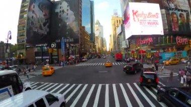 Transportation in Lower Manhattan — Stock Video