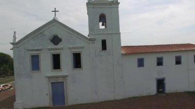 Church Igreja dos Reis Magos — Stock Video
