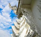 Wat rong khun — Foto Stock