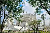"Wat Rong Khun ""white Temple"" — Stock Photo"