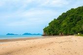 Belle vue sur la plage — Photo