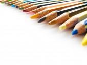 Lápis de cor, eu — Fotografia Stock