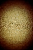 Sand background texture with shallow depth of field - vintage re — Photo