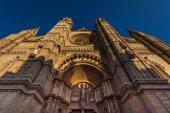 Catedral de la almudena — Stock fotografie