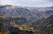 Gorge Garni, Armenia — Stock Photo