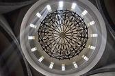 Dome of the church inside. St. Grigor Narekatsi Church of Vanadzor, Armenia — Stock Photo