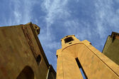 Church of St. Sarkis.The church is one of the architectural masterpieces of the city of Yerevan. — Stock Photo